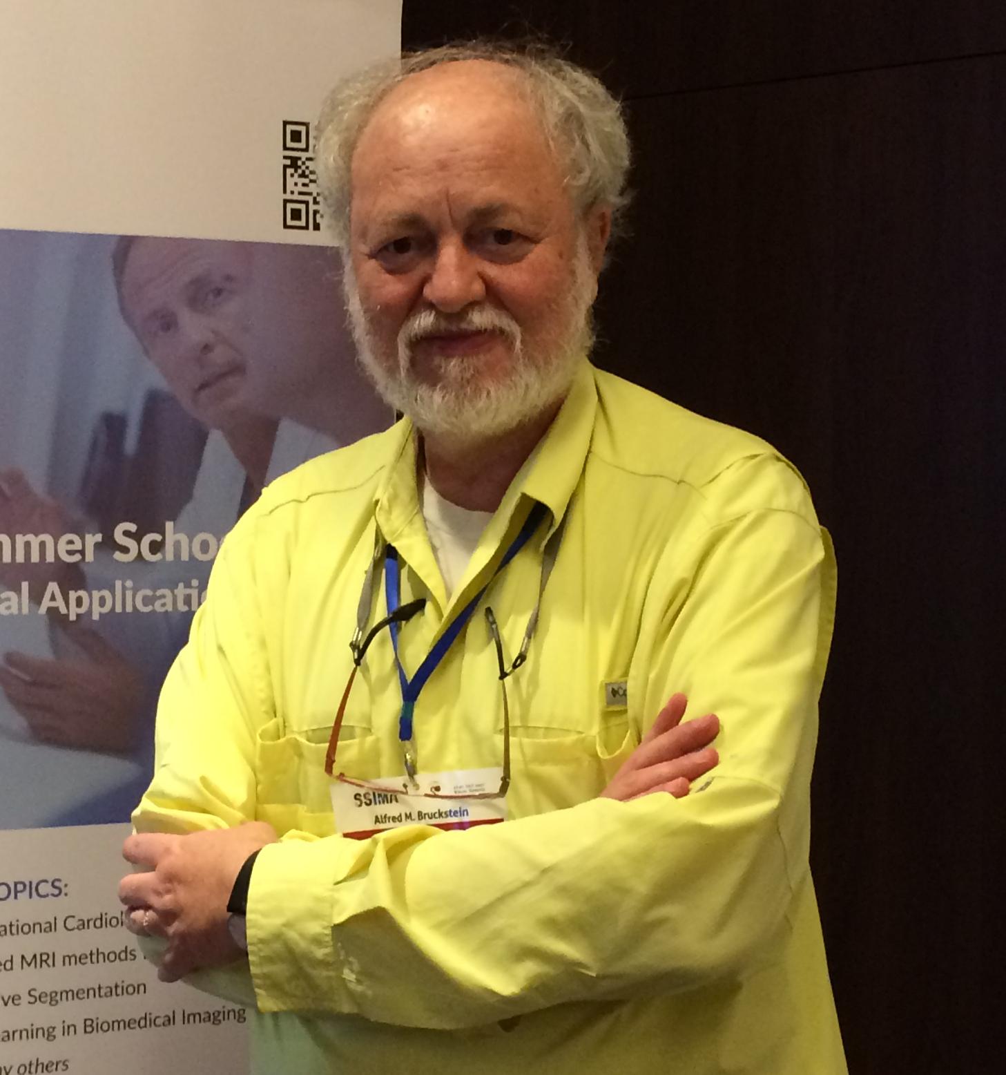 Prof. Alfred Bruckstein, PhD